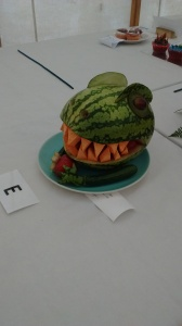 dinosaur fruit craft kids