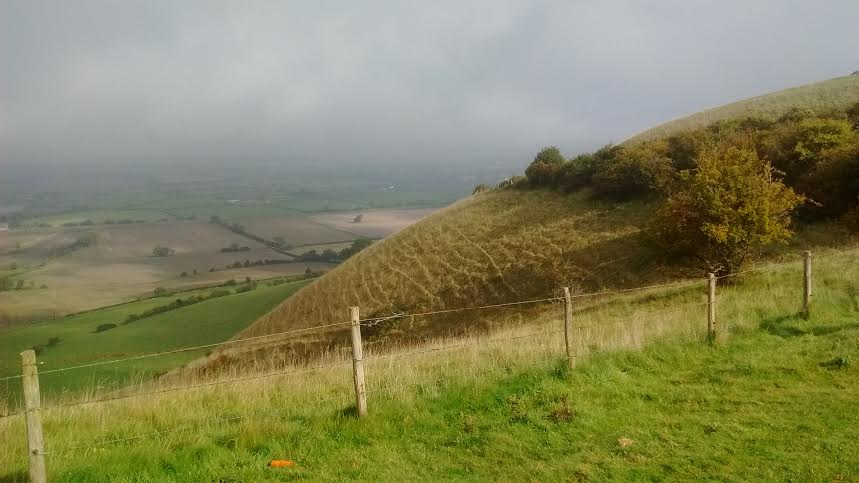 countryside running